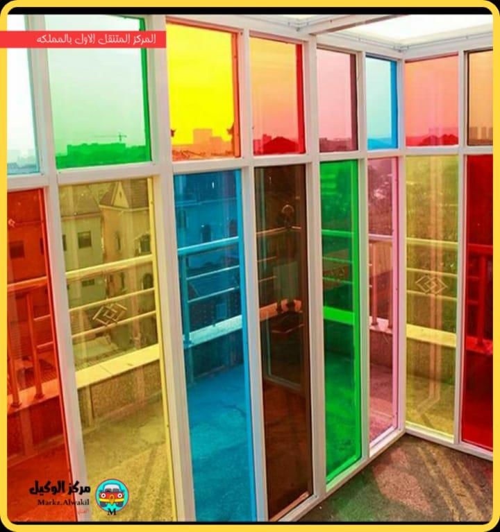 شركة تظليل واجهات الزجاج بالرياض